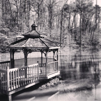Waterfront Gazebo in Gardendale