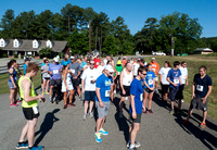 "Inaurgural ""Run for Their Lives"" 5K, 2012, Gardendale, Alabama"