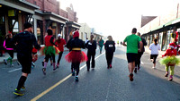 "Inaugural ""Tacky Christmas Run"" 5K, 2012, Cullman, Alabama"