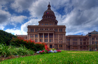 The Capitol Building at Austin