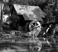 The Old Mill at Shades Creek I