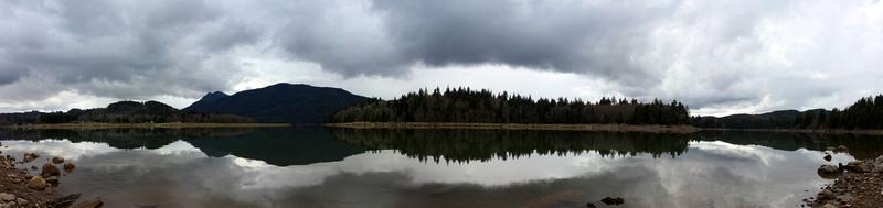 Alder Lake Panorama
