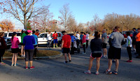 Inaugural Turkey Trot in Gardendale, Alabama, 2012